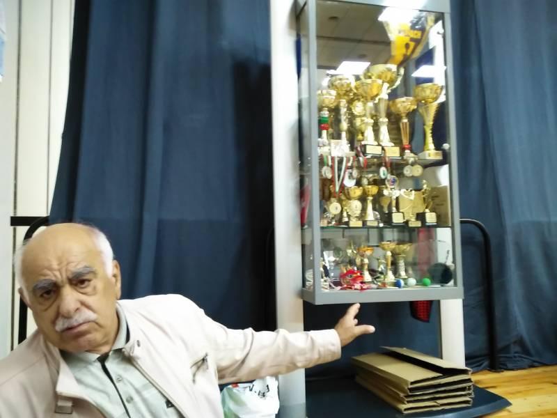 Антон Радушев доволен от трофея